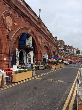 Ramsgate, UK: The Arches