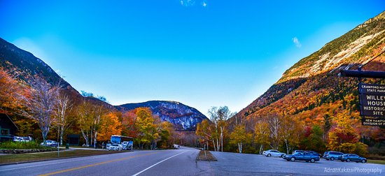 Hart's Location, Νιού Χάμσαϊρ: Crawford Notch State Park, NH...