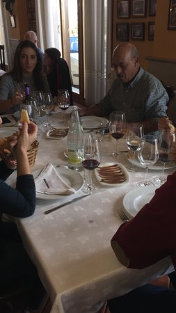 Roa, Espanha: Muy buen asado