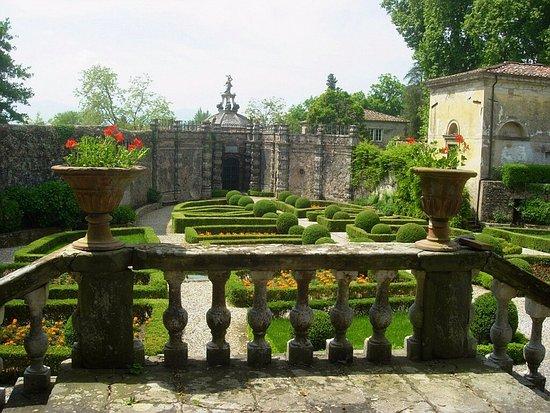 Capannori, Italien: Giardino