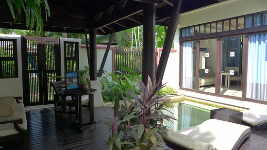 Balcony - Melati Beach Resort & Spa Photo