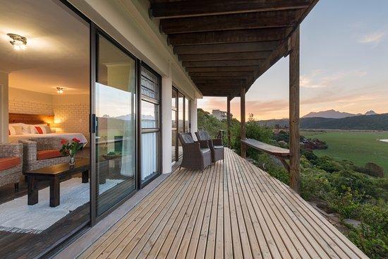 Interlaken Guest House: Sunbird suite deck
