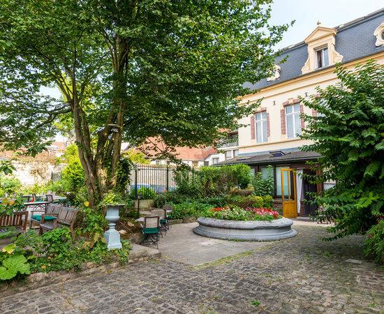 Restaurant Best Western Montreuil Sur Mer