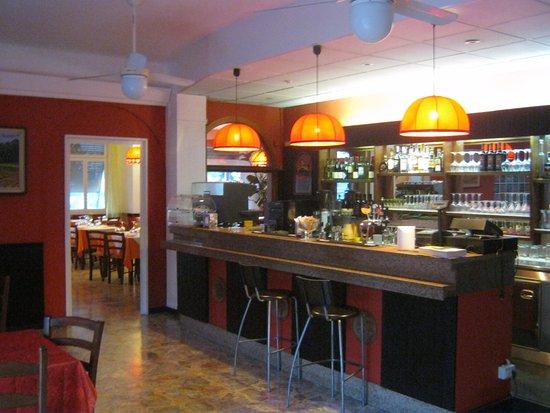 Casarza Ligure, Italien: servizio bar