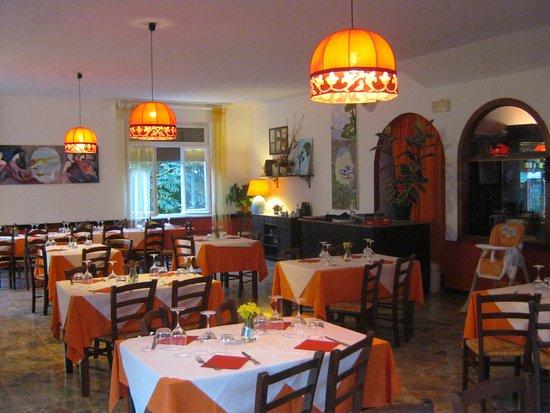 Casarza Ligure, Italien: ampio salone adatto a cerimonie