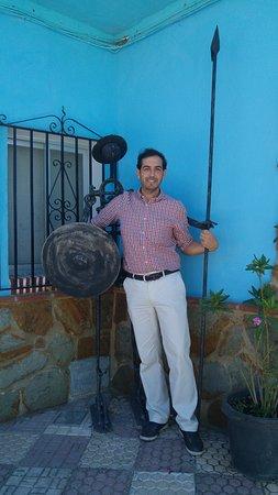 Juzcar, Spanien: Don Hidalgo
