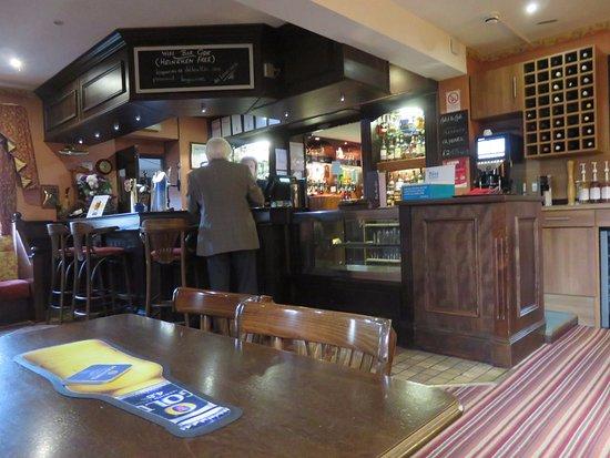 Dalbeattie, UK: lounge bar