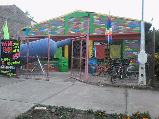 Coquimbito, Argentina: Frente Nuevo Local