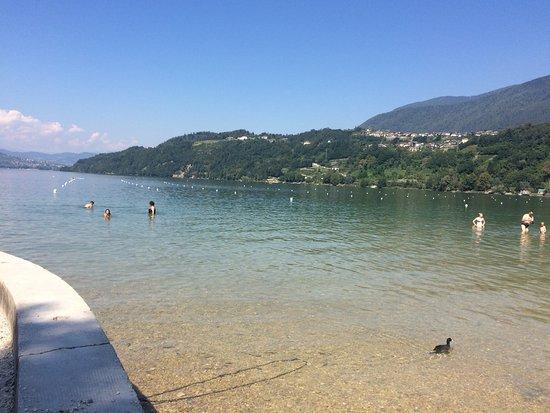 Calceranica al Lago, Itália: Lago di Caldonazzo
