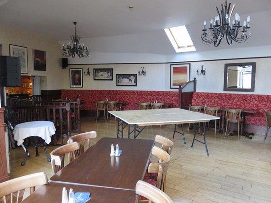 Dalbeattie, UK: dining area