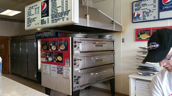 Centerville, OH: The Flying Pizza