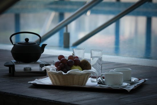 Águas do Gerês - Hotel, Termas & Spa: Área SPA
