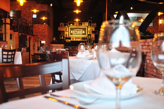 Texcoco, Meksyk: zona restaurante