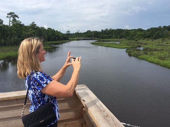 Moss Point, Миссисипи: The bayou overlook also has a kayak launch and boat tour (both $)