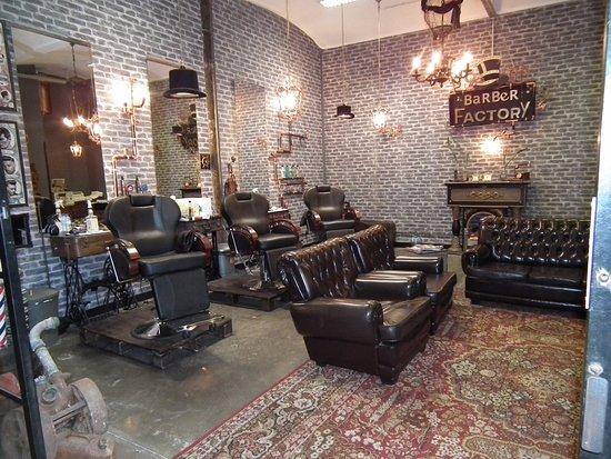 barber shop picture of lx factory lisbon tripadvisor