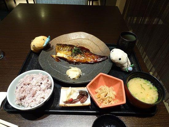 Rokkaku: 鯖の照り焼き