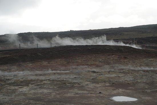 Grindavik, Island: hot spring