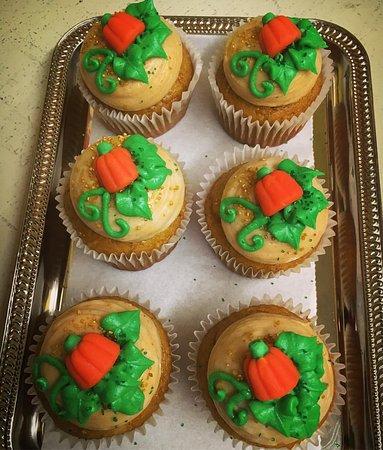 Кристиансбург, Вирджиния: Autumn cupcakes!