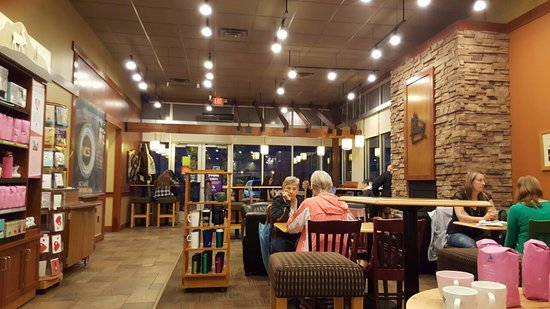 Coffee Shop Interior Picture Of Caribou Coffee