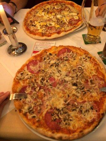 Pizza Milano Mannheim