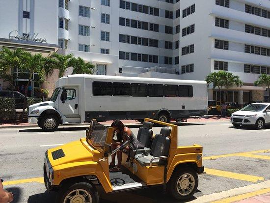 Entrada principal hotel - Picture of Cadillac Hotel ...