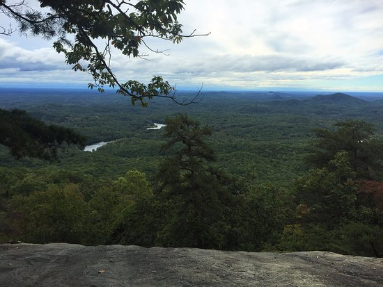 Pickens, SC: Table Rock - Awesome View from Summit