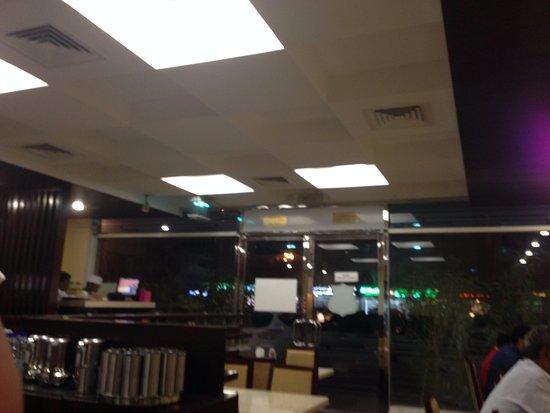 Emirate of Sharjah, Emiratos Árabes Unidos: the restaurant