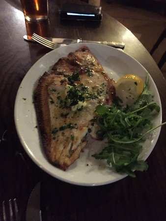 Fifield, UK: Plaice