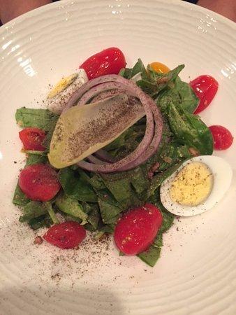 Altoona, Pensylwania: Garden Salad