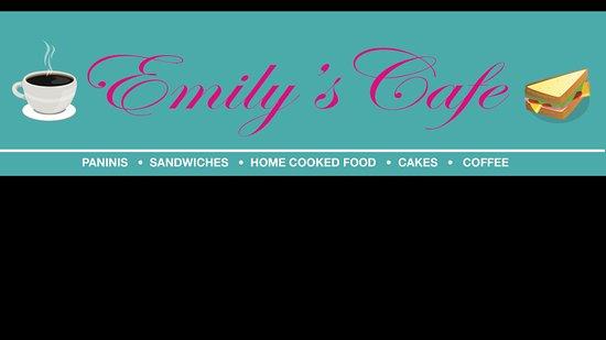 emily s cafe cafe logo