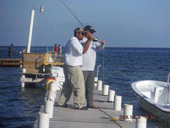 Belize fishing with el pescador resort san pedro all for Fishing san pedro belize
