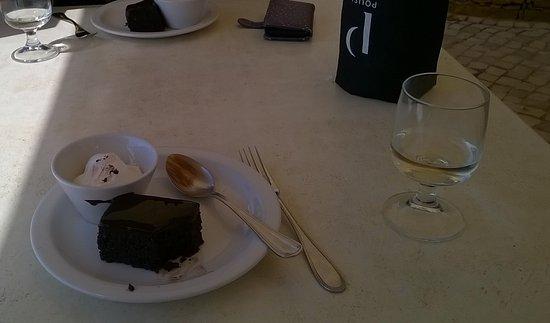 Fortaleza da Luz Restaurante: Dessert :-) :-)