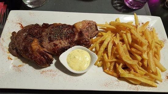 Evreux, France: Le Restaurant