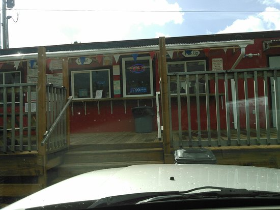 Cathlamet, Etat de Washington : Lulu's Burger Shack