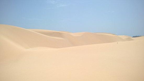 Sal Rei, Kaapverdië: Deserto