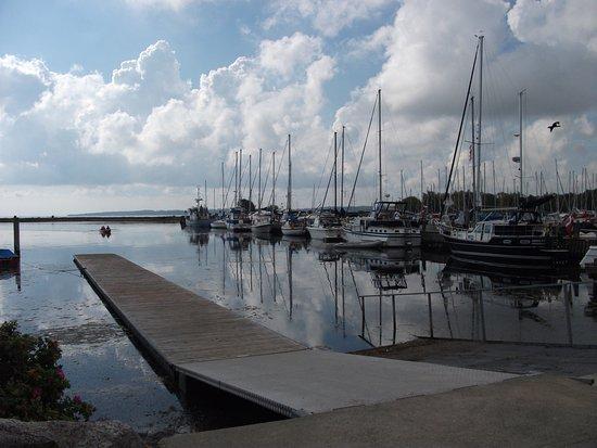 Restaurantes mariscos de Nykoebing