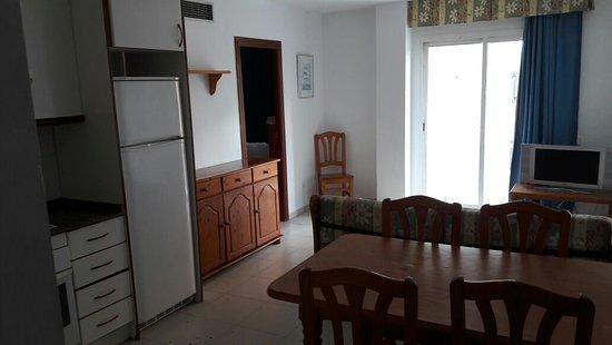 貝利奧拉特公寓飯店照片