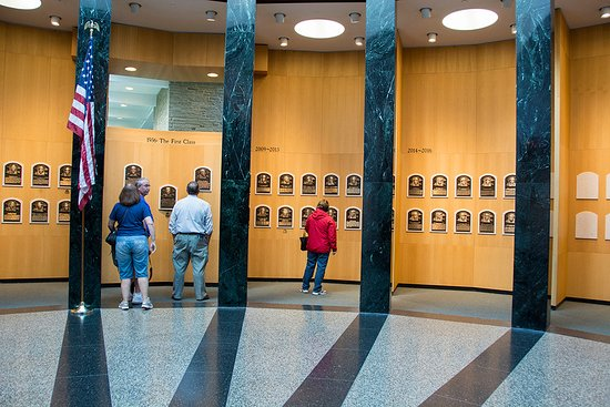 Cooperstown, estado de Nueva York: Hall of Fame