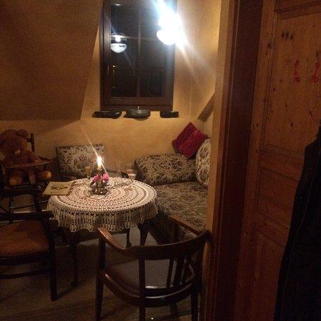 ansicht aus der ersten etage bild von oma opa dresden. Black Bedroom Furniture Sets. Home Design Ideas