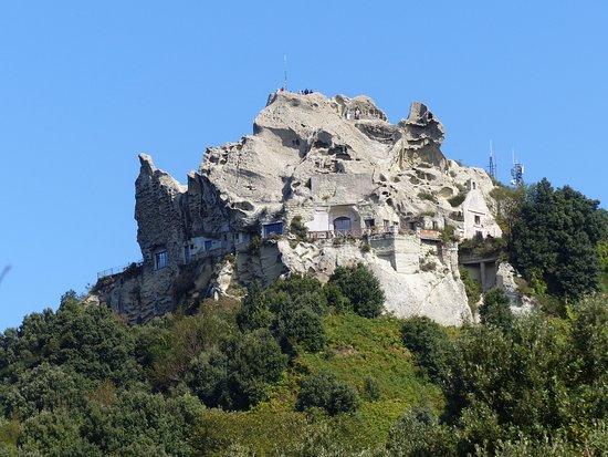 Isola d'Ischia, Italia: Vrchol Monte Epomeo (788 mnm)