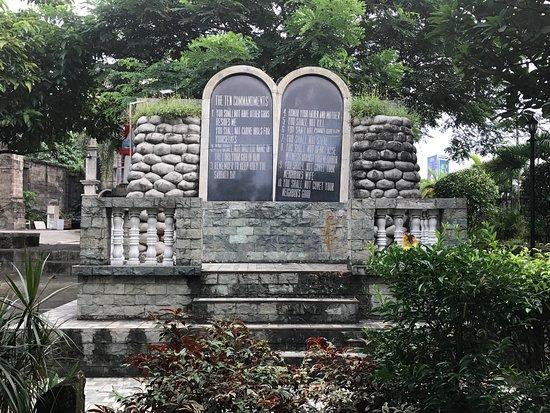 Guadalupe Ruins: Puing Gereja Guadalupe