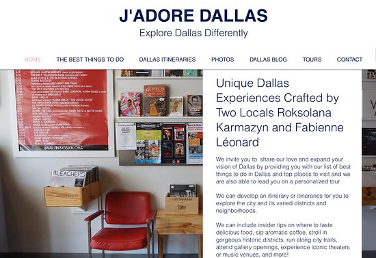 J'Adore Dallas