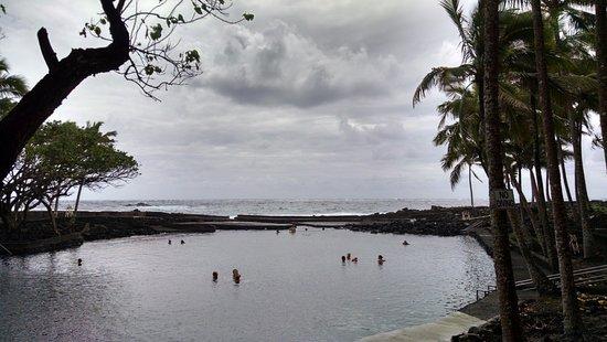Pahoa, Hawái: Ahalanui pool