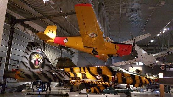 Norsk luftfartsmuseum: 20161002_140703_large.jpg