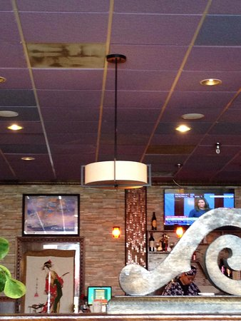Pan Asian Cuisine Sushi Bar and Grill