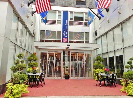 Hilton Garden Inn New York/Manhattan Chelsea: Eingangsbereich Des Hotels