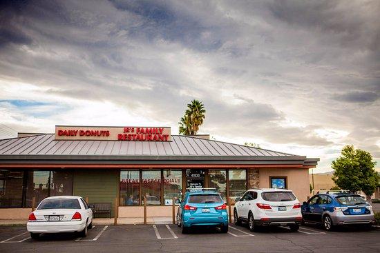 Hemet, CA: JR's Family Restaurant