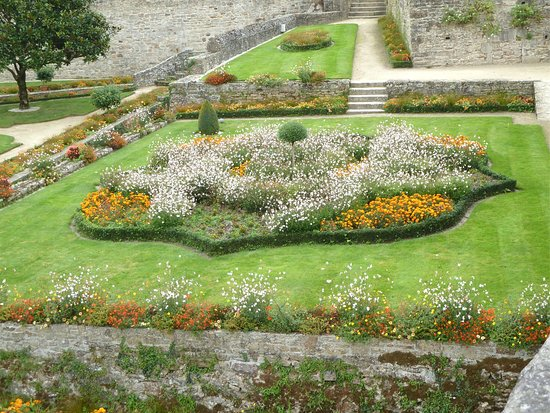 jardin des remparts jardin fleuri - Jardin Fleuri