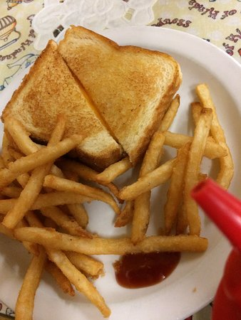 La Junta, CO: Grilled Cheese Sandwich