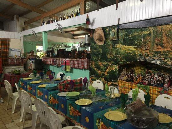 Le Morne-Rouge, Martinique: Chez Malou
